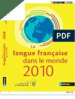 Langue Francaise Monde Integral