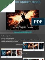 The Dark Knight Rises Raf