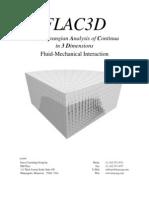 Fluid Mechanical Interaction