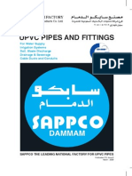 Upvc Pipe Fitting