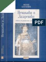 Blagojevic, Milos - Nemanjici i Lazarevici- Srpska Srednjovekovna Drzavnost