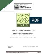 Manual de Sistema Shc2 Tf