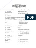 Program Orientasi T4, 2012