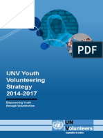 UNV Youth Volunteering Strategy 2014-2017, Empowering Youth through Volunteerism