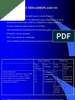 Anemia Aplasica y Smd 2