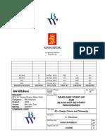 Dead Ship Start-Up and Black Out Re-Start Procedures 4059-KA-00289231_D_02 Docx IMAM REV (2)