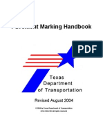 Pavement Marking Handbook