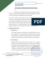 Precio de tuberías Plamat y especificaciones técnicas