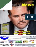 Consumer News Namibia Magazine August 2103