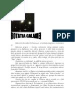 Rotatia Galaxiei
