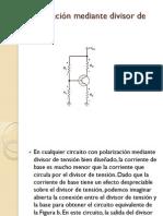 Circuitos Electrónicos 1 clase h