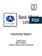 Danish Complete Intership Report