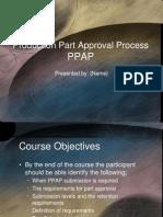 PPAPRev3 Slides