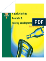 Guide to Cosmetic Formulations