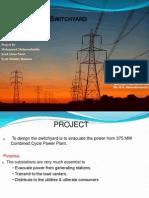 220 kV AIS Switchyard