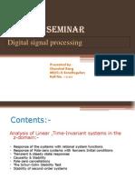 Seminar of Digital signal processing.pptx