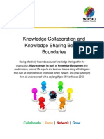 Wipro KM Confluence Summary