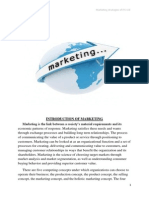 Marketing in ITC
