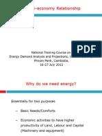 1.Energy Economy Relation