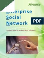 Alycante Brochure Enterprise Social Network