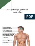 Fiziopatologia Glandelor Endocrine
