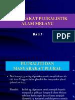 Bab 3 Masyarakat Pluralistik New
