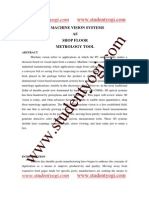 3d Machine Vision Systems Paper Presentation 100115092638 Phpapp01