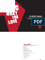 Save the Africa Centre Campaign VISION DOCUMENT BRING WHAT YOU LOVE