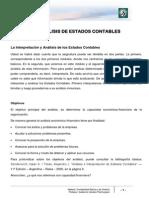 Lectura 4 El análisis de Estados Contables