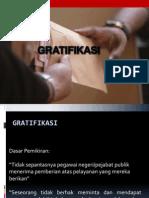 GRATIFIKASI - bagian pengawasan BKKBN
