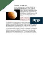 Eclipse Total de Luna 3 - 2007