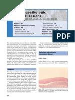 immunopathological aspects of oral erythema multiforme