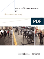 Lowertown Active Transportation Audit