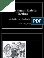 Pemasangan Kateter Urethra
