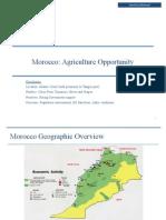 Farming in Morocco