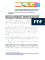 Proposed EU OER Policies for the FE Sector Rel 1