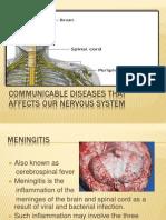 meningitis, tetanus, leprosy,
