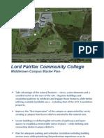 LFCC Master Plan Presentation