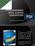 Procesadores Intel Cuarta Generacion