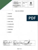 ADT-MA-333-004 Manual de Manejo de Desechos en el Laboratorio