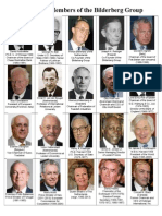 Bilderberg Group Portraits