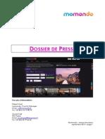 momondo - Dossier de Presse (V2.0) [2013-09]