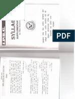 Jp sc syllabus (Language)