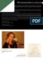 FOLLETO EXPOSICIÓN PREMIOS 09
