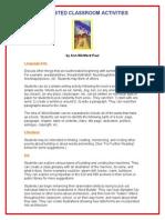 Worksheet Word Builder