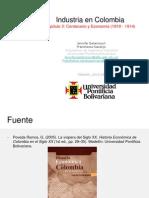 Cap 3. Centenario y Economía (1910-1914)