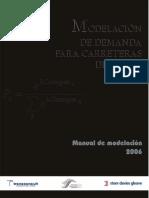 26 Manual de Modelacion Para Carreteras de Cuota 01