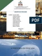 A Industria Da Pesca