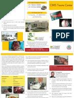Trauma Brochure (English)