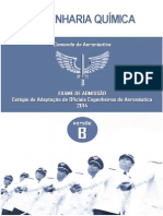 EAOEAOR ENGENHARIA QUÍMICA - VERSÃO B 2013